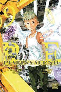 [Platinum End: Volume 9 (Product Image)]