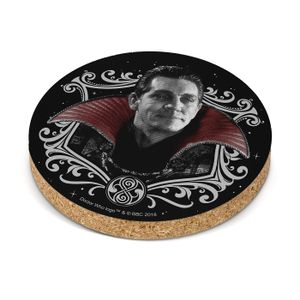 [Doctor Who: Anniversary Collection: Coaster: The Master (Eric Roberts) (Product Image)]