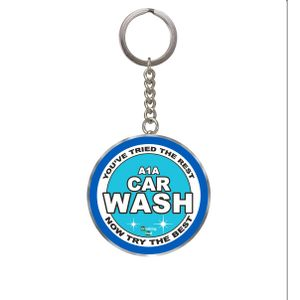 [Breaking Bad: Keychain: A1a Carwash (Product Image)]