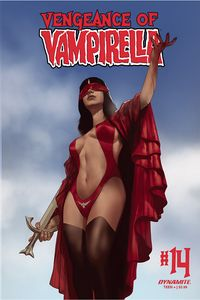 [Vengeance Of Vampirella #14 (Cover B Oliver) (Product Image)]