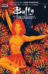 [Buffy The Vampire Slayer #3 (Cover A Main Taylor) (Product Image)]