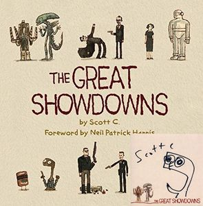 [Great Showdowns (Signed Bookplate Edition Hardcover) (Product Image)]