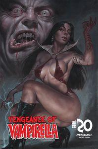 [Vengeance Of Vampirella #20 (Cover A Parrillo) (Product Image)]