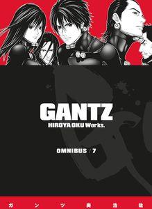 [Gantz: Omnibus: Volume 7 (Product Image)]