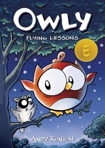 [Owly: Book 3: Flying Lessons (Hardcover) (Product Image)]