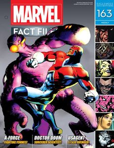 [Marvel Fact Files #163 (Product Image)]