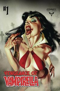 [The cover for Vengeance Of Vampirella #1 (Cover A Middleton)]
