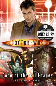 [Doctor Who: Quick Reads: Code Of The Krillitanes (Product Image)]