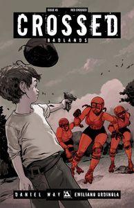 [Crossed: Badlands #45 (Red Crossed Variant) (Product Image)]