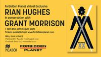 [Rian Hughes in Conversation with Grant Morrison (Product Image)]