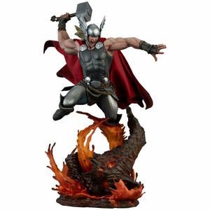 [Marvel: Premium Format Statue: Thor Breaker Of Brimstone (Product Image)]