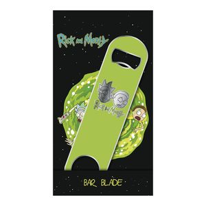 [Rick & Morty: Bar Blade: Logo (Product Image)]