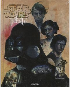 [Star Wars: Tribute (Hardcover) (Product Image)]