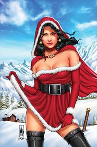 [Grimm Fairy Tales 2020: Holiday Special (Cover C Dipascale) (Product Image)]
