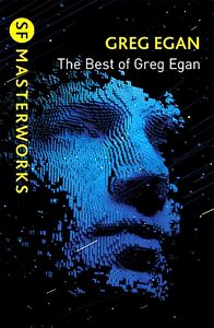 [S.F. Masterworks: The Best Of Greg Egan (Product Image)]