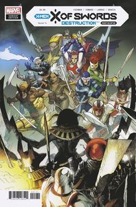[X Of Swords: Destruction #1 (Yu Variant) (Product Image)]