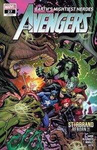 [Avengers #27 (Product Image)]