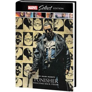 [Punisher: Welcome Back, Frank (Marvel Select Hardcover) (Product Image)]