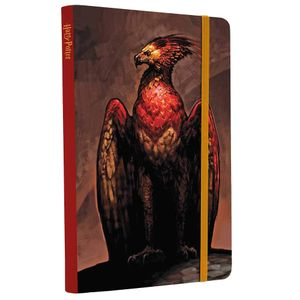 [Harry Potter: Fawkes Softcover Notebook (Product Image)]