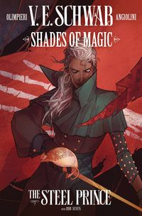 [The cover for Shades Of Magic #2 (Steel Prince Cover A Simeckova)]
