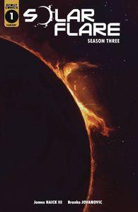[Solar Flare: Season Three #1 (InKognit Cover) (Product Image)]