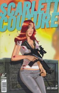 [Scarlett Couture #4 (Subscription Taylor Variant) (Product Image)]
