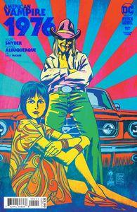 [American Vampire: 1976 #2 (Francavilla Variant) (Product Image)]