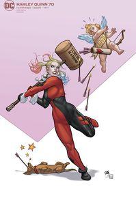 [Harley Quinn #70 (Frank Cho Variant Edition) (Product Image)]