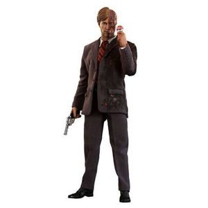 [Batman: The Dark Knight: Hot Toys Action Figure: Two Face (SDCC2019) (Product Image)]