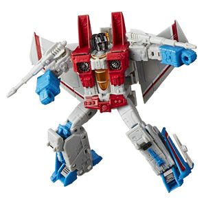 [Transformers: War For Cybertron: Earthrise Voyager Action Figure: Starscream Earth Mode (Product Image)]