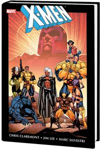 [X-Men: By Chris Claremont & Jim Lee: Omnibus: Volume 1 (Hardcover - New Printing) (Product Image)]