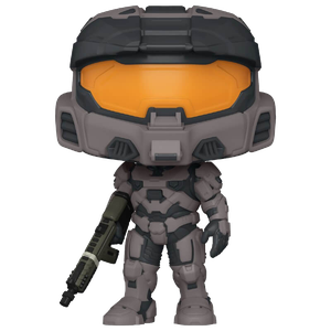 [Halo: Infinite: Pop! Vinyl Figure: Spartan Mark VII (Commando Rifle) (Product Image)]