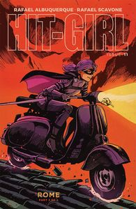 [Hit-Girl #11 (Cover C Francavilla) (Product Image)]