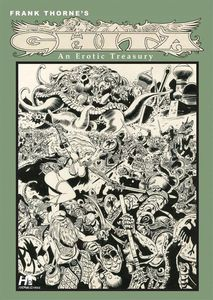 [Frank Thorne's Ghita: Erotic Treasury: Archival Edition: Volume 2 (Product Image)]