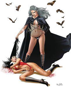 [Vampirella #12 (Gunduz Virgin Variant) (Product Image)]
