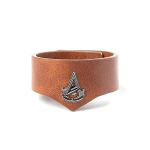 [Assassin's Creed: Syndicate: Wristband: Pebble Grain Cuff (Product Image)]