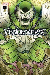 [Venomverse #1 (Torque Poison Variant) (Product Image)]
