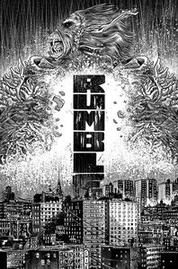 [Rumble #11 (Cover A Black & White Rubin) (Product Image)]