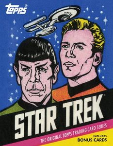[Star Trek: The Original Topps Trading Card Series (Hardcover) (Product Image)]