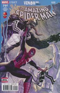 [Amazing Spider-Man #792 (2nd Printing Ross Variant) (Legacy) (Product Image)]