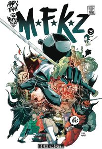 [MFKZ #3 (Cover A Run) (Product Image)]
