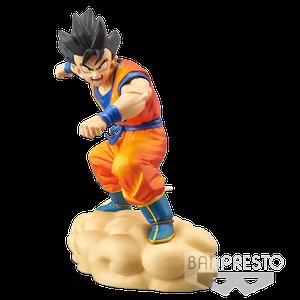 [Dragon Ball Z: Statue: Son Goku: Hurry! Flying Nimbus!! (Product Image)]
