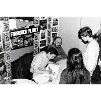 [Jim Burns signing of Lightship (Product Image)]