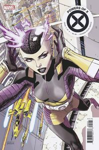 [Powers Of X #5 (Weaver New Character Variant) (Product Image)]