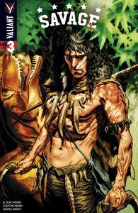 [Savage #3 (Cover A Larosa) (Product Image)]