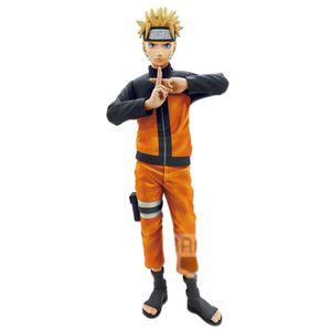 [Naruto Shippuden: Grandista Nero Statue: Uzumaki Naruto (Product Image)]