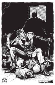 [Batman: Black & White #5 (Cover C Gary Frank The Riddler Variant) (Product Image)]