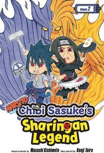 [Naruto Chibi Sasuke's Sharingan Legend: Volume 2 (Product Image)]