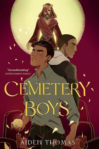 [Cemetery Boys (Product Image)]