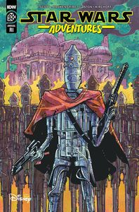 [Star Wars Adventures: Annual 2020 (Brokenshire Variant) (Product Image)]